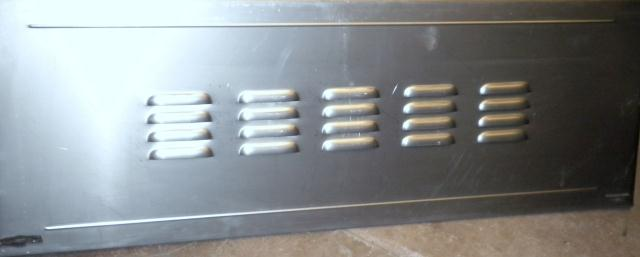 Doors for Lincoln welders